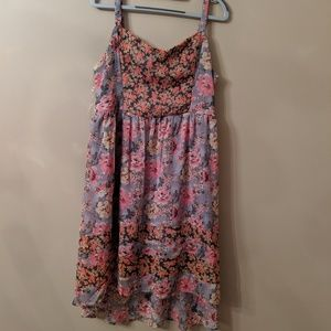 Mudd High-Low Dress